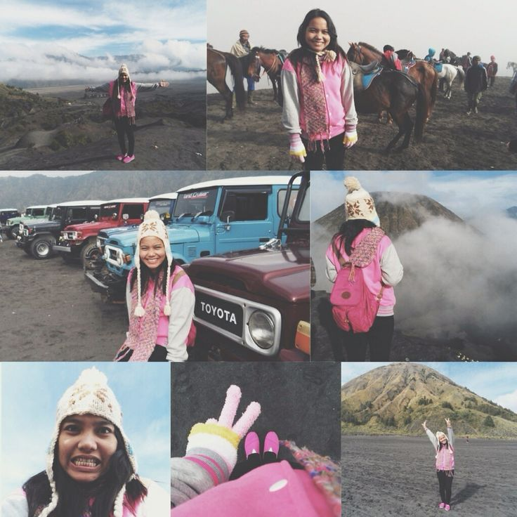 It's about Bromo