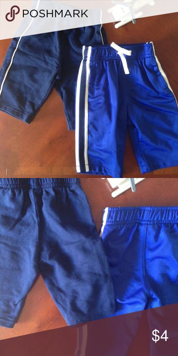 Athletic Style Pants Two pairs of athletic style pants in great condition.  One is Cherokee brand and other is Circo. Shirts & Tops