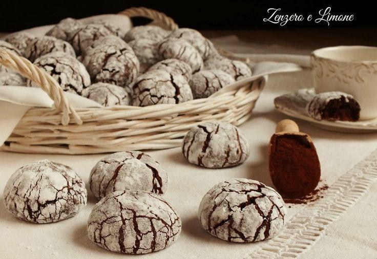 Chocolate+crinkles