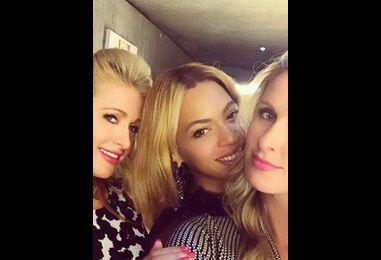 Paris Hilton shares throwback photos with all her celebrity mates!