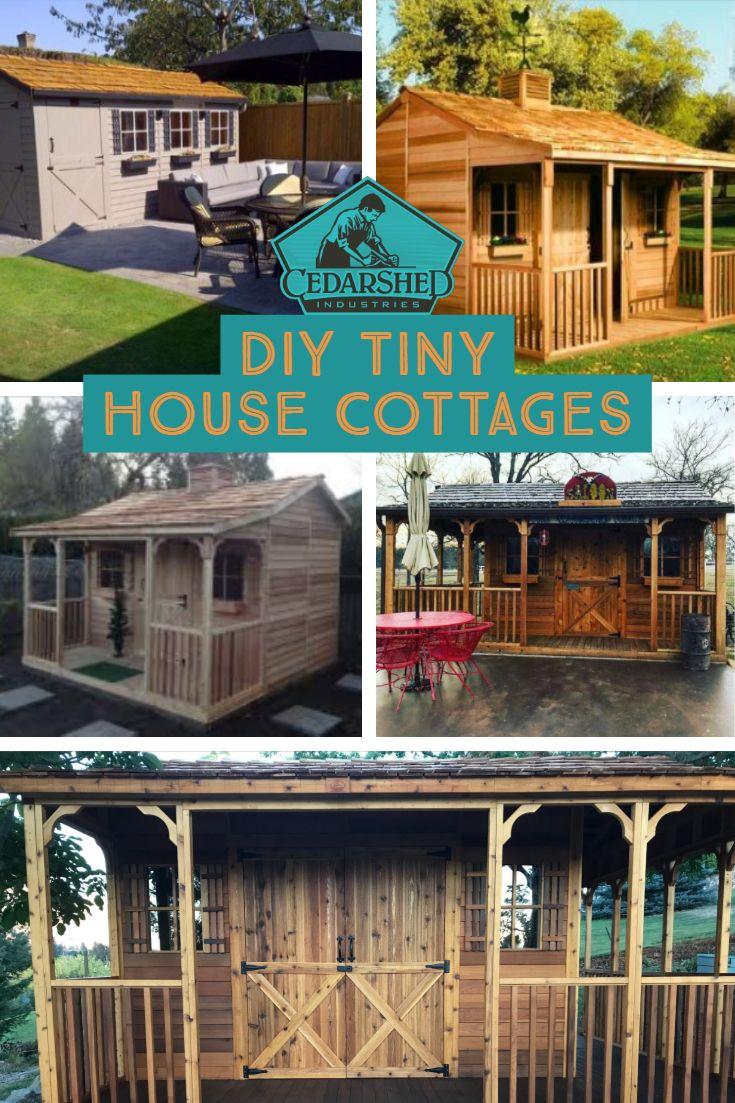 Ranchhouses Prefab Cottage Kits For Sale Backyard Cottage Diy Tiny House Tiny House Cottage Backyard diy tiny house