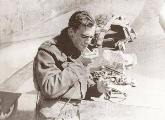 Pierre CLOSTERMAN - Mars 1945