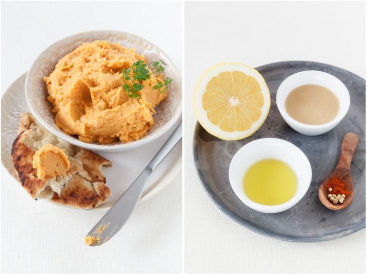 süßkartoffel hummus