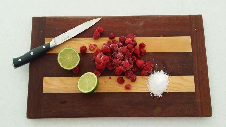 Alisa Chalklen: Raspberry Sorbet