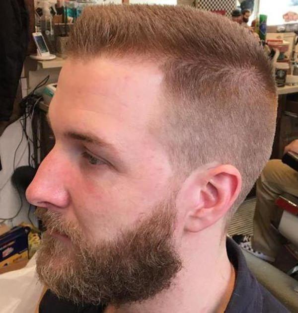 23 Beste Flat Top Frisur Fur Manner 2018 Kurz Und Lang Manner Frisuren Shorts Flat Top Haarschnitt Hipster Haarschnitte Haarschnitt Ideen