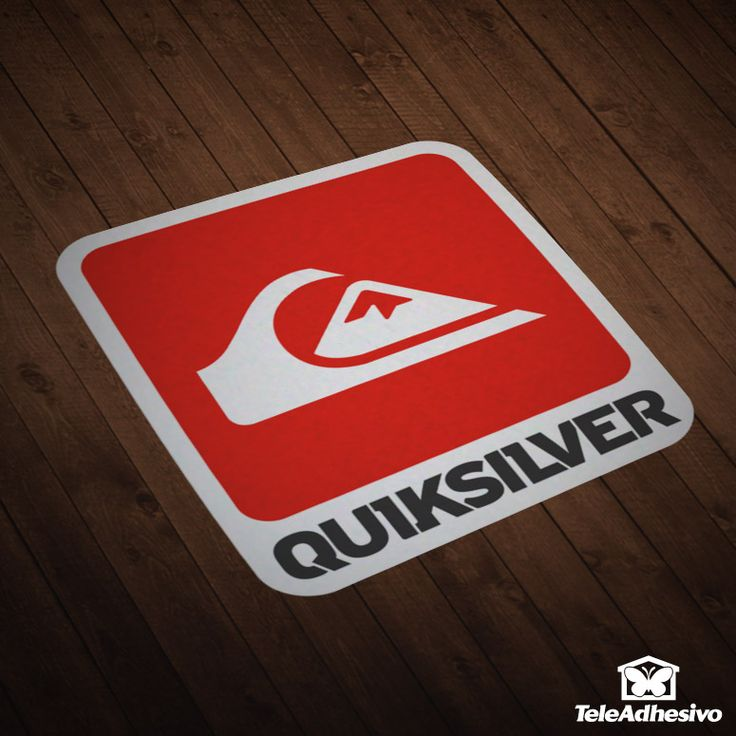 Car and Motorbike Stickers Quiksilver 5 | SURF/SKATE/SNOW ...