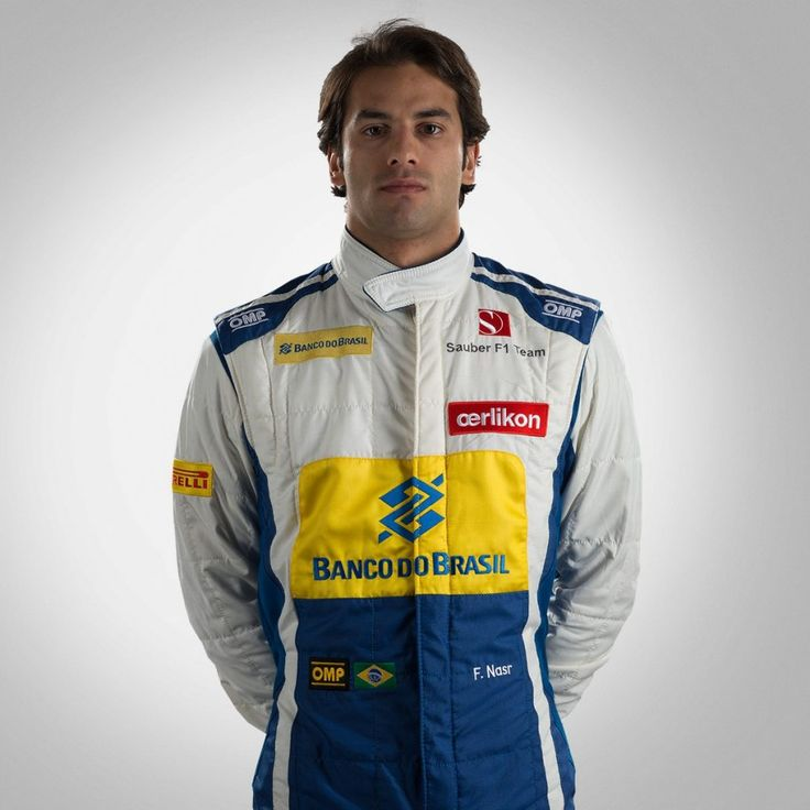 Felipe Nasr: BRA; Sauber; 5th (1x) A PILOT AT HIS DEBUT IN F1 AND IS 5TH PLACE!