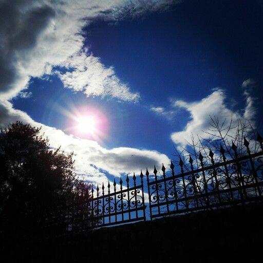 Sunny sunday.