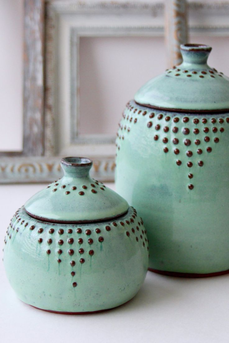 featured etsy shop back bay pottery more - Pottery Design Ideas