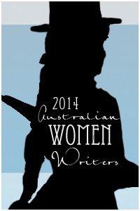 Australian Women Writers Challenge 2014  http://australianwomenwriters.com/2014-challenge/