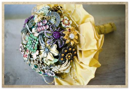 Create Your Own Heirloom Bouquet | Junk Shop Bride