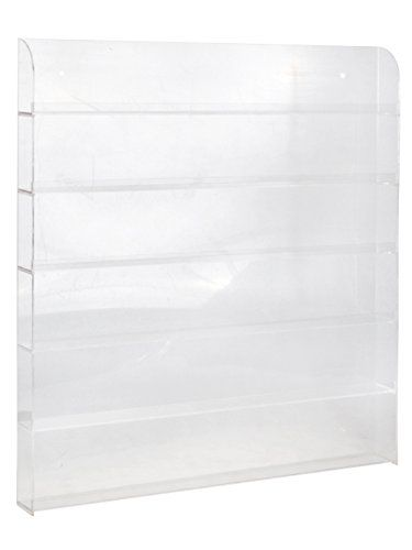 TMS® Large Acrylic Clear Nail Polish Organizer Display Wall Rack Fit 90 to 120 Bottles TMS http://www.amazon.com/dp/B0106XYZ8I/ref=cm_sw_r_pi_dp_.FOKwb0VJ5V0J