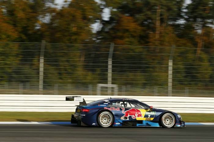 DTM: Hockenheimring: Race Classification