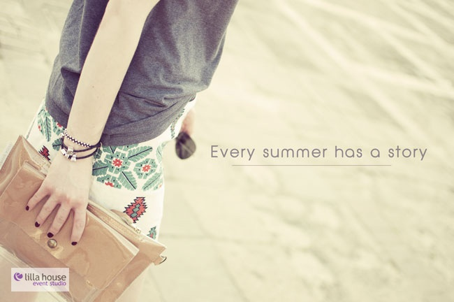Every summer has a story #summer #story #fashion #paper #rock #outfit #blog #street #bloger #photo