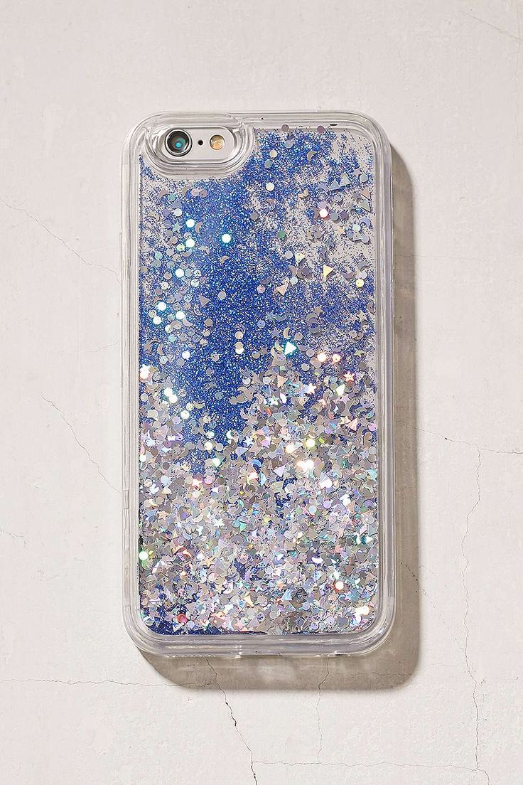 Moon Glitter Time iPhone 6/6s Case