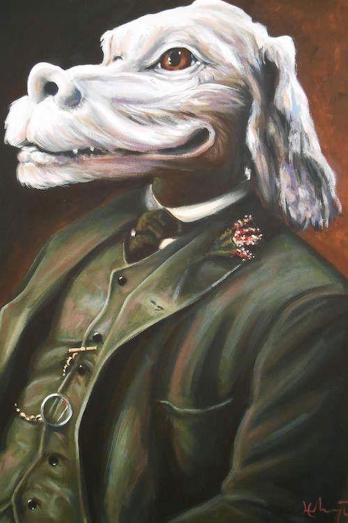 luck duke canvas wall art by hillary white gallery wrap on kim wall murder id=14842