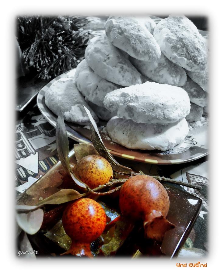 Γιορτινοί Κατάδες της κας Ξένης ~ una cucina