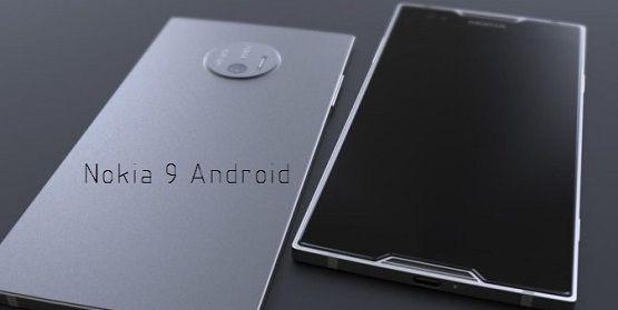 Harga Nokia 9 Android Terbaru Juli 2017, Spesifikasi Dual Kamera 13 MP