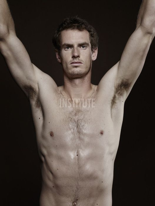 Andy Murray. Please let's appreciate the Scottish lion.