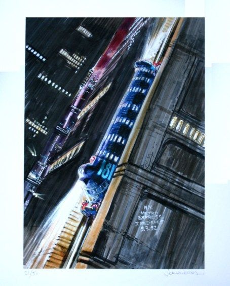 The Fifth Element: 40 Original Concept Art Gallery