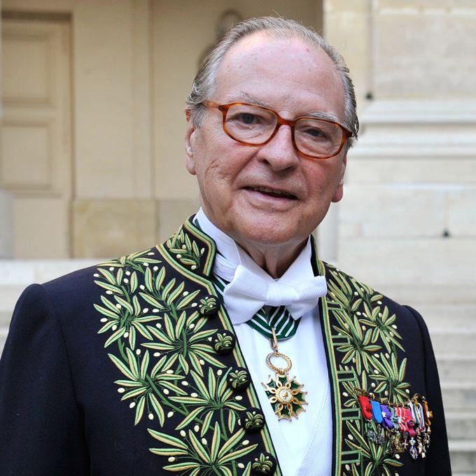 Gabriel de Broglie (fauteuil 11) élu en  2001