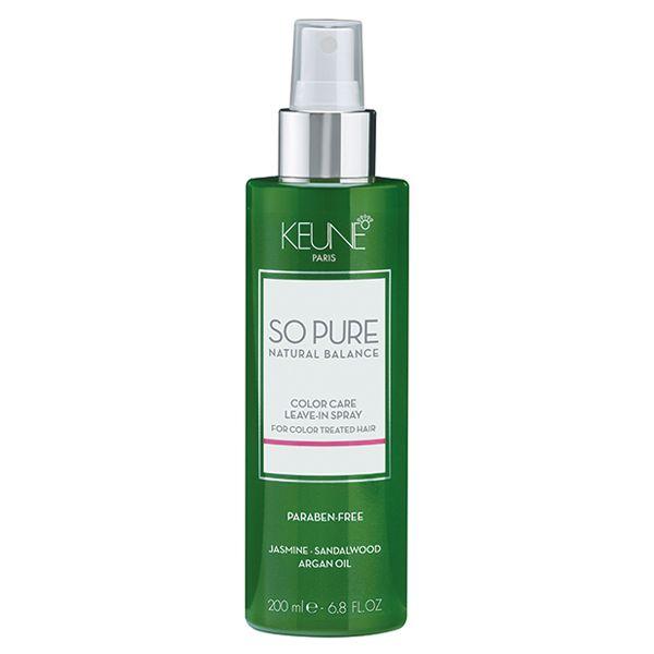 Tratament natural par vopsit - spray natural pentru pastrarea indelungata a intensitatii culorii. Cu ulei de argan si extract de amiloza.