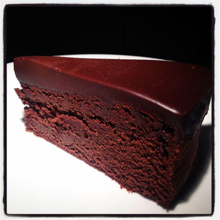 Verdens beste sjokoladekake