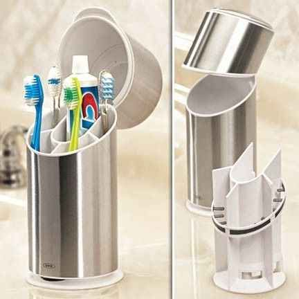 The Toothbrush Organizer, $25 | 28 Practical Yet Clever Gifts That Are Anything But Lame