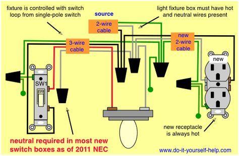 top 25 best electrical wiring diagram ideas on pinterest. Black Bedroom Furniture Sets. Home Design Ideas