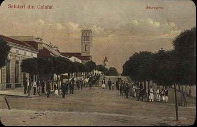 Calafat - Judecătoria - 1907