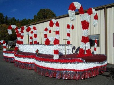 127 best images about christmas float ideas on pinterest for Princess float ideas