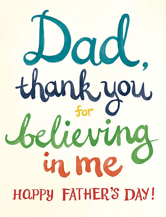 happy fathers day thank you quotes