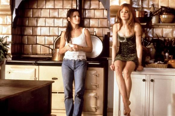The Owens women in 'Practical Magic'  Sandra Bullock and Nicole Kidman starred as Sally and Gillian Owens, two mismatched sisters with supernatural skills, in this romantic comedy about the occult. We couldn't help falling in love with these beautiful witches as they struggled against a centuries-old family curse dooming the men they love to untimely deaths. It doesn't take the gift of premonition to figure out how this love story ends