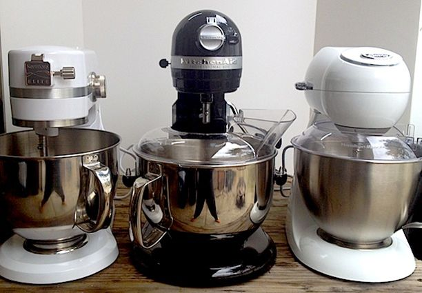 The Best Stand Mixer - great review on stand mixers, especially if you're in the market!