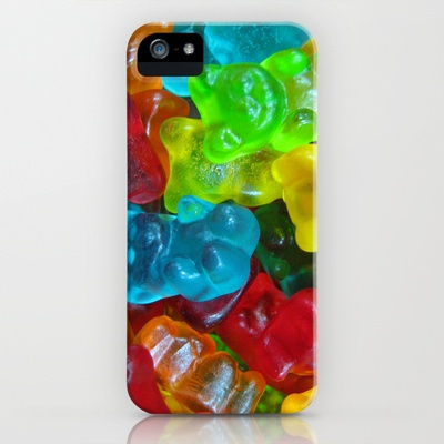 Gummy Bears... I would marry this phone case.