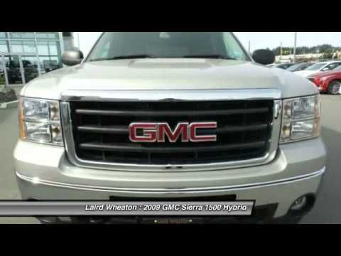 (adsbygoogle = window.adsbygoogle || []).push();           (adsbygoogle = window.adsbygoogle || []).push();  2009 GMC Sierra 1500 Hybrid Hybrid 4×4 includes Canopy http://www.lairdwheaton.com For more information on this vehicle and our full inventory, call us at (888)...