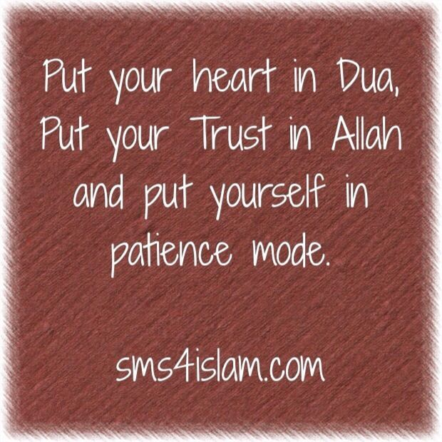 Trust In Islam Quotes: Faith In Allah Images On Pinterest