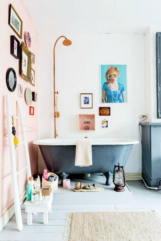 1000 idées sur le thème Baignoire Sur Pied sur Pinterest ...