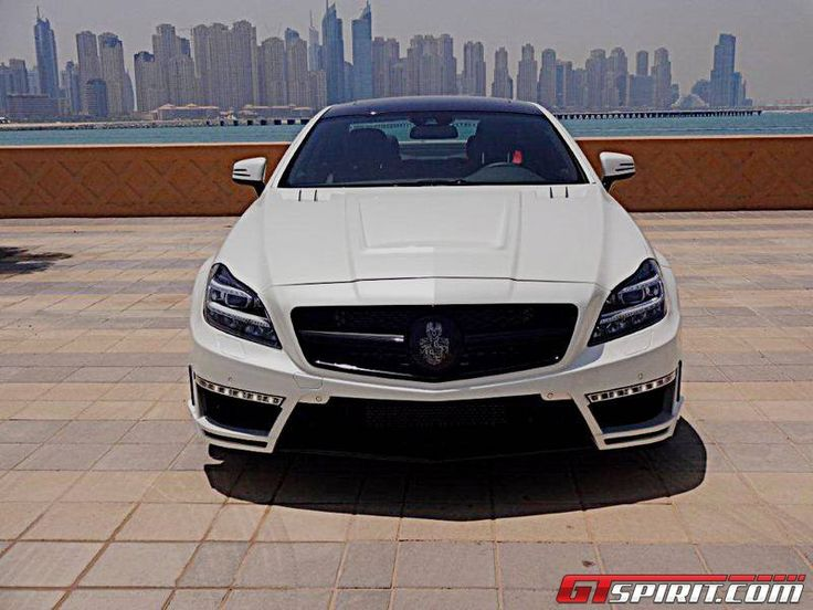 Mercedes benz cls 500 gsc by spectrum car design for Mercedes benz cars com
