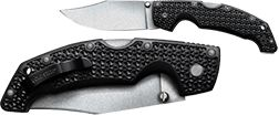COLD STEEL Cold Steel Voyager Large Clip Point Plain Edge Knife, EA