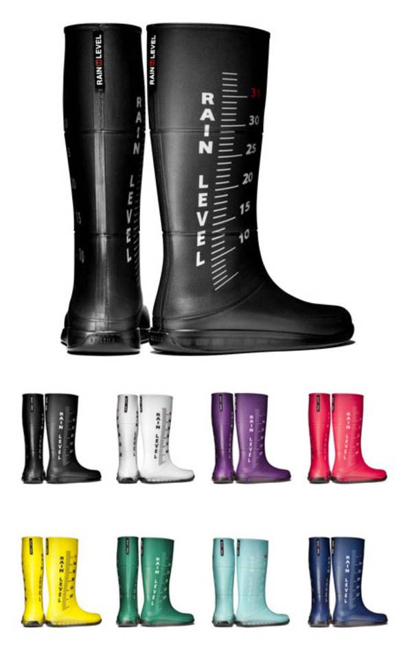 These boots are made for raining!