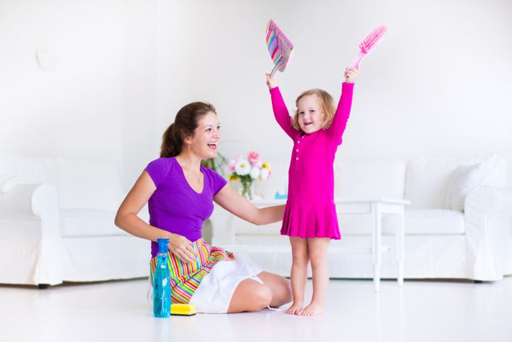 "Here are a few fun ways to include your toddler in ""every day activities"" so that you are paying attention to your child AND getting things checked off that list. http://ladieslife.com/include-toddler-every-day-activities-especially-life-piles/"