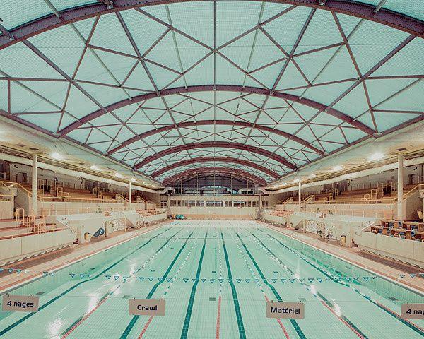 swimming pool by franck bohbot