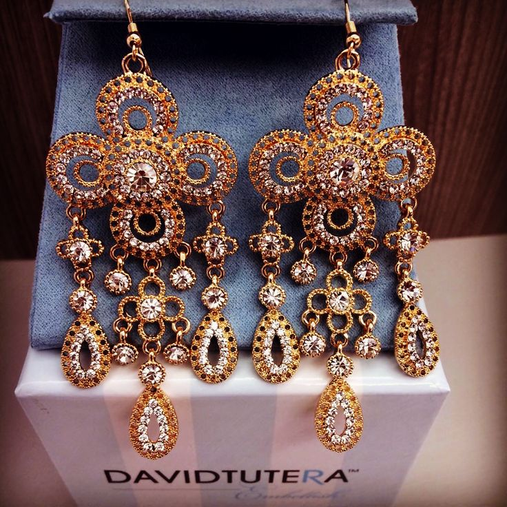 299 best Embellish Your Life images on Pinterest | Drop earrings ...