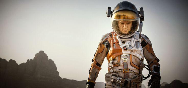 Matt Damon #themartian sopravvissuto