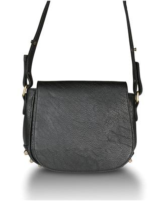 Rock Chic Studded Messenger Bag by Nu-G $42Studs Messenger, Rock Chic, Messenger Bags, Favorite Items, Baghaus Com, Baghaus Photos, Chic Studs, Rocks Chic