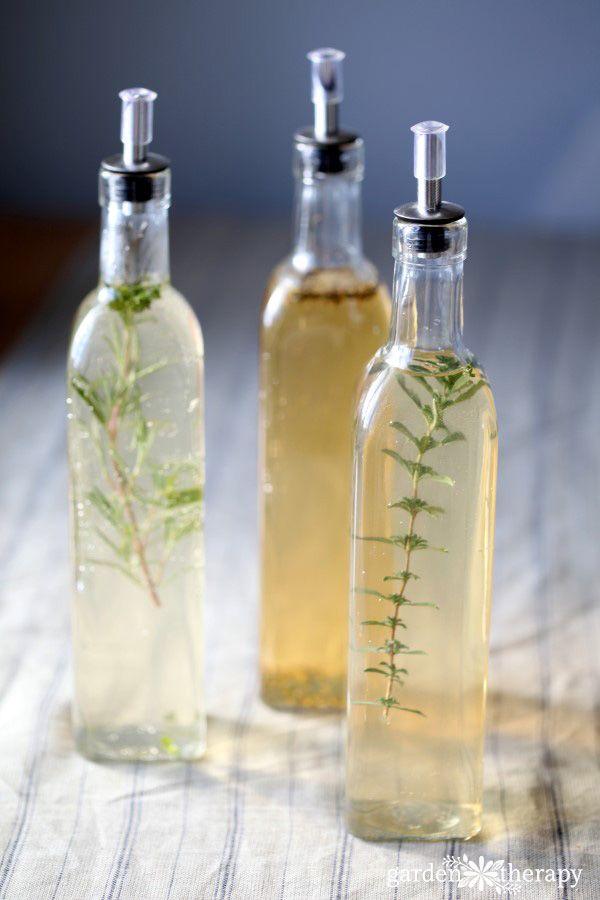 How To Make Herbal Vinegars Holistic Health Herbalist Recipe Herbal Vinegar Herbalism Vinegar
