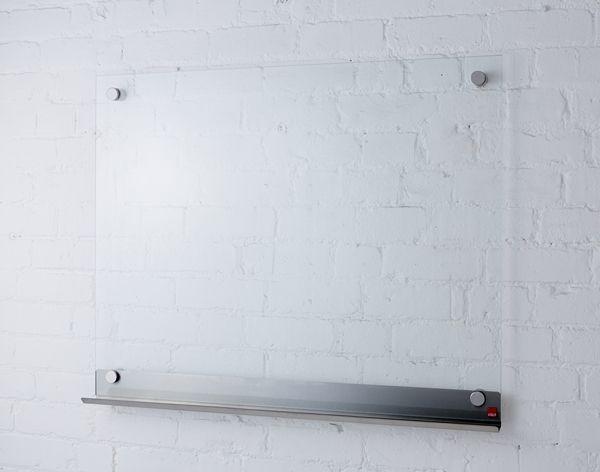#clearglassboard #glassboard #cascaglass
