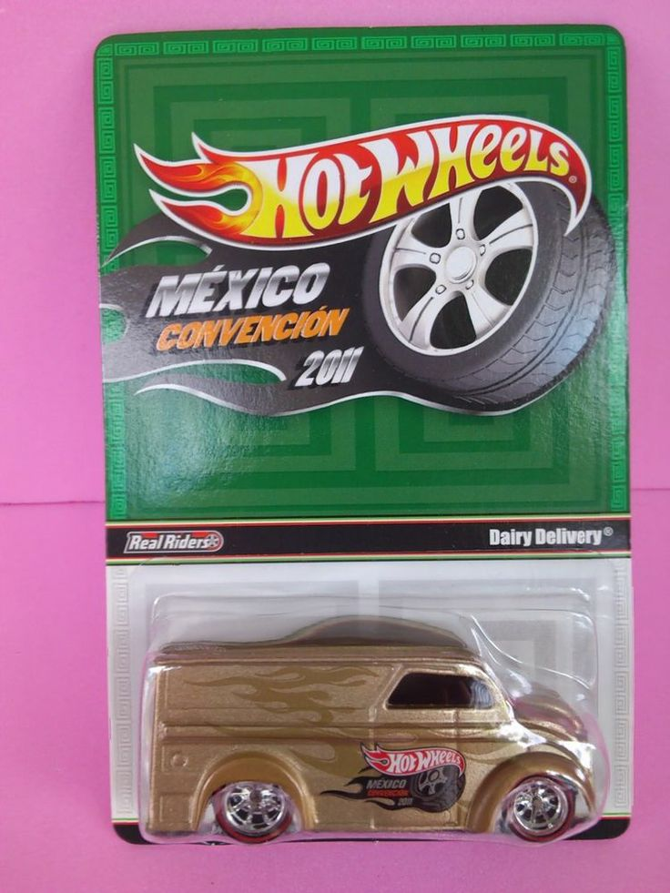 Hot wheels mexico 2011 convention dairy delivery mexican for 9 salon hot wheels mexico