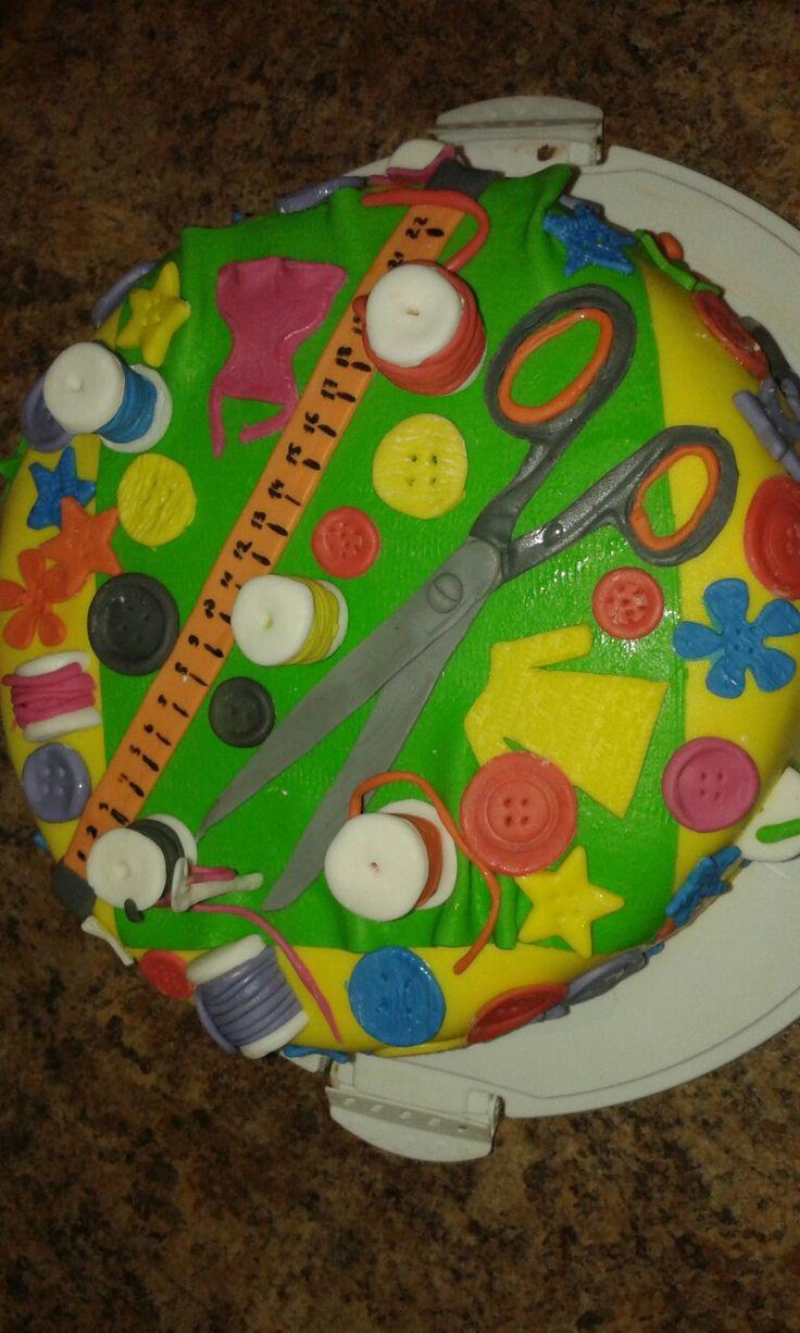 Cake sew